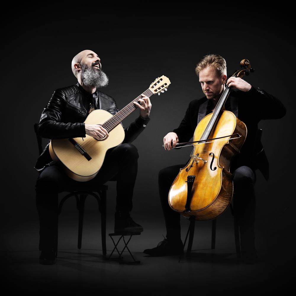 BIO - Phil Seeholzer und Chris Krebs