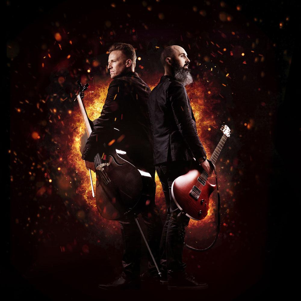Mozart Heroes - On fire