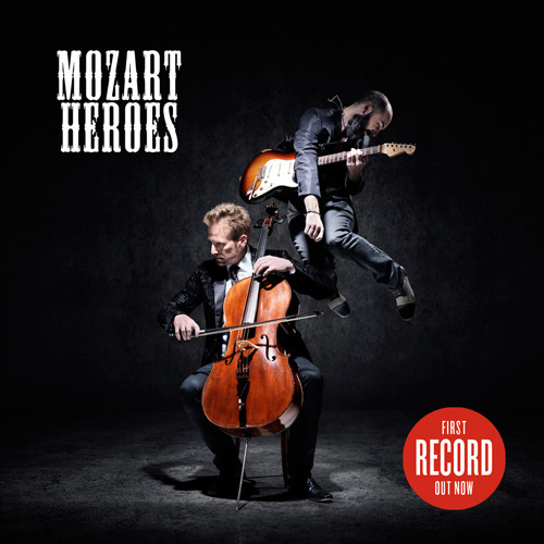 CD Cover 2015 Mozart Heroes
