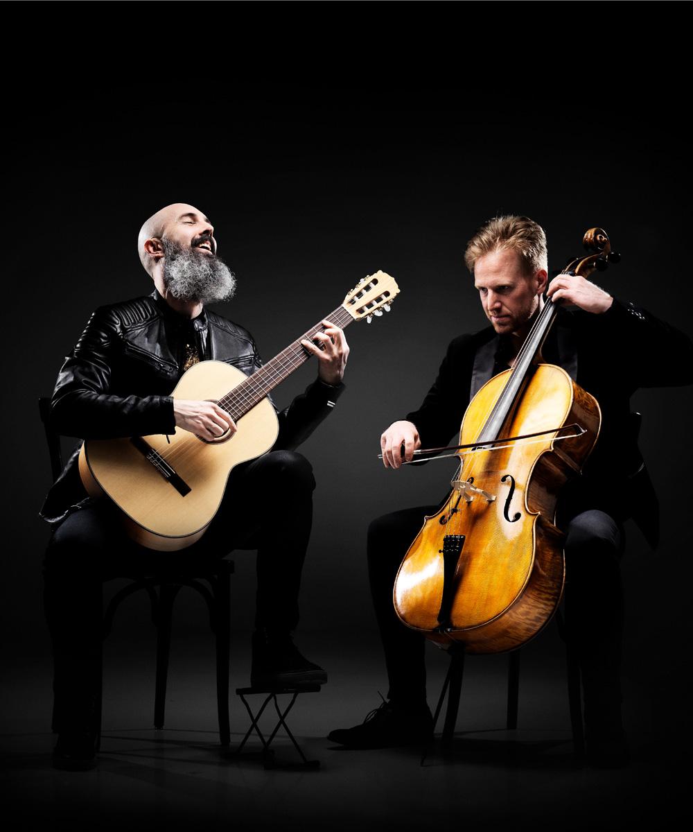 BIO - Mozart Heroes rocken auf der Bühne